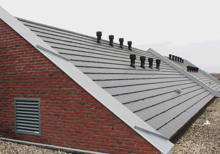 Ventilatie op het dak
